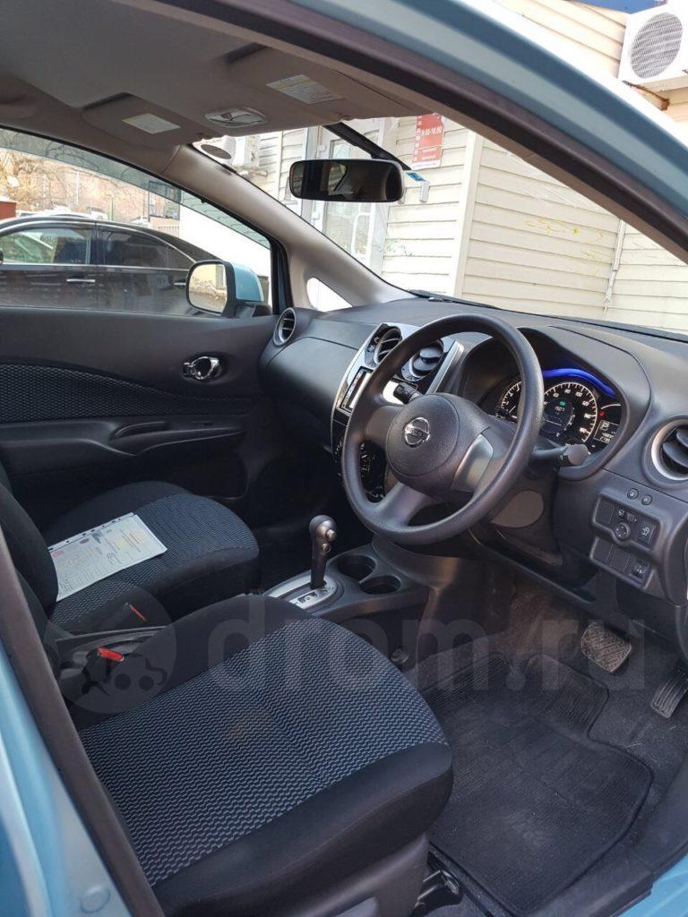 Продается Nissan Note, 2013 год